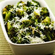 Brocolli roast - Delicious Buddhist menu