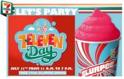 Free Slurpees are going to good kids in Rochester.