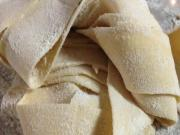 Handmade Pasta - Pappardelle Style