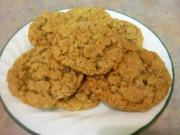 Favorite Oatmeal Cookies