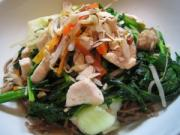 Chicken and Vegetables Stir Fry : Part 2 - Making