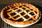 Cherry and Lemon Pie