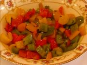 Betty's Sauteed Bell Pepper Medley