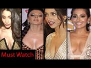 Hottest CLEAVAGES of Bollywood