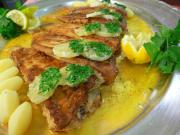 Filet of Sole Meuniere