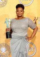 Oscar Nominee Octavia Spencer Plans To Lose 15 Pounds!