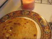 Indian Stuffed Paratha