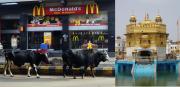 McDonald's vegetarian to open in Amritsar.