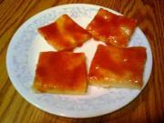Tomato Aspic In Cheese Crust