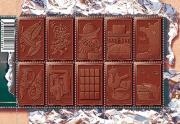 Chocolate Stamps!