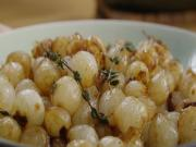 Wine Glazed Pearl Onions