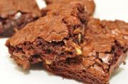 Carob Nut Brownies