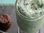 Choco-Mint Milkshake