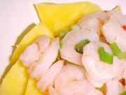 Shrimp & Mango Skewers