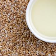 Use sesame oil for wrinkles if you want to get rid of them naturally.