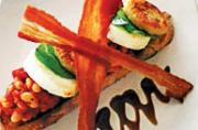 Food on the menu of Cape Town Restaurants