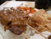 Lamb Satay