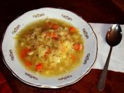 Fresh Cabbage Soup (Kapusniak Ze Swiezej Kapusty)
