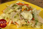 Fresh Ginger Chicken Salad