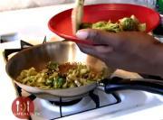 mustard broccoli