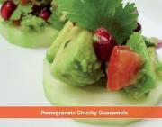 Pomegranate Chunky Guacamole