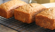 Lemon Black Walnut Bread