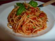 Episode #01 - Spaghetti with Red Sauce & Appetizers (1 of 2) - Italian Cooking