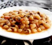 Delicious black eyed peas