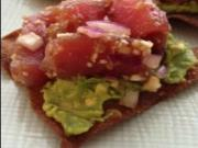 Throwback Thursdays Ahi Tuna Poke