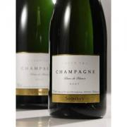 Sotheby's Champagne hits market