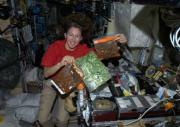 Cooking in Space!!