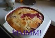 Blueberry Pudding Cake Dessert