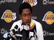Lakers 2014 Exit Interviews Marshon Brooks