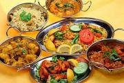 Diffrent cultural Indian foods