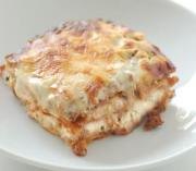Cheese Lasagne