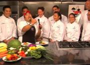 American Culinary Federation Student Team National Championships- Students Interaction