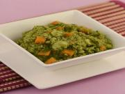Healthy Green Curry- Pregnancy & Iron Rich