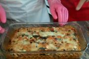 Healthy Spinach Lasagna