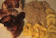 Jamaican Style Jerked Chicken