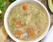 Homestyle Chicken Soup