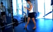 Lunge Workout - Part 2