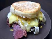 Corned Beef Breakfast Sammie