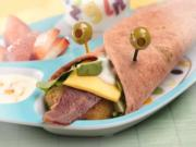 News Canada: Fish Face BLT Wraps