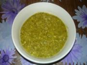 Whole Green Moong Dal Curry