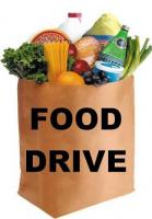 Participate in the Thanksgiving food drives - offer foods or clothes, funds or your time.