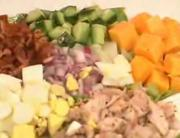 Salad Platter with Pheasant