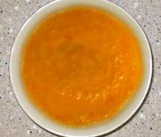 Minted Carrot Puree