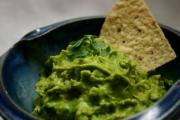 Guacamole dip is best spring appetizer which can be teamed with anything.