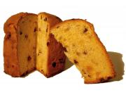 Panettone eating