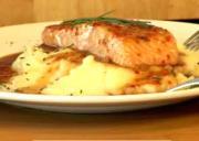 Chili Caramelized Salmon